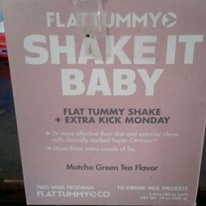 Other - Flat tummy shakes. FOUR!!!!
